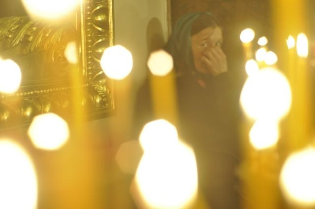 Рождество Казанский собор 2012: Фото
