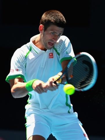 Australian Open 2013: первый день турнира: Фото