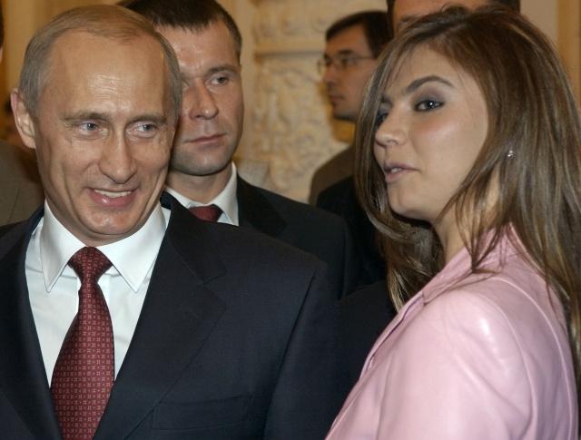 Путин и Кабаева: Фото