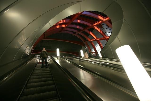 Метро Обводный канал: Фото