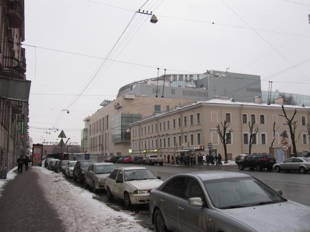 Вторая Сцена Мариинского Театра: Фото