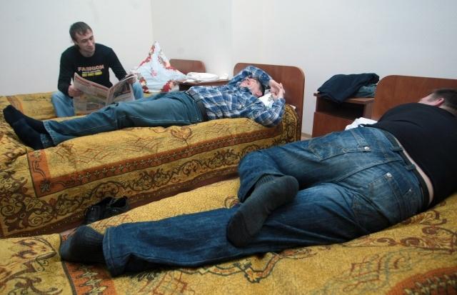 Доходные дома для мигрантов: Фото