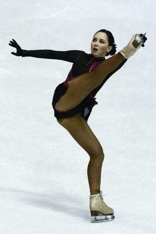 Туктамышева, Сотникова, Чемпионат Европы по фигурному катанию: Фото