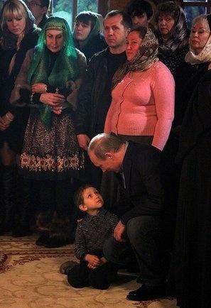 Путин, Рождество 2013, Сочи: Фото