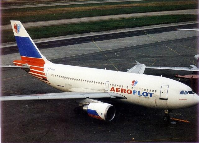 Аэрофлот Airbus Аэробус: Фото