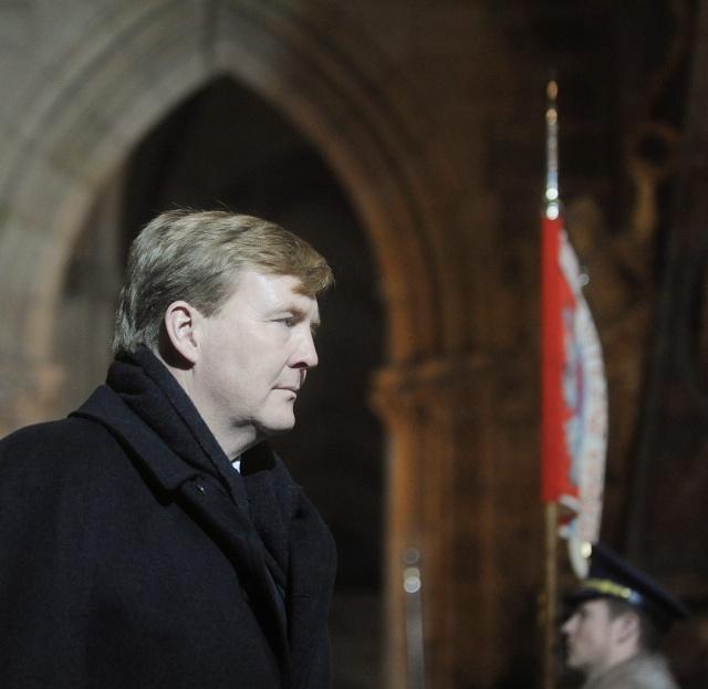 Принц Виллем-Александр - новый король Нидерландов: Фото