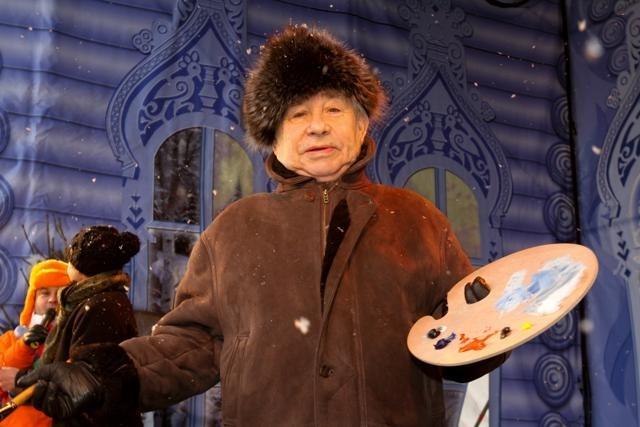 Михаил Светин, Рождественская ярмарка, 7 января 2013: Фото