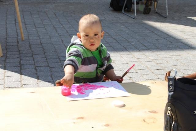 Краски детства: Фото