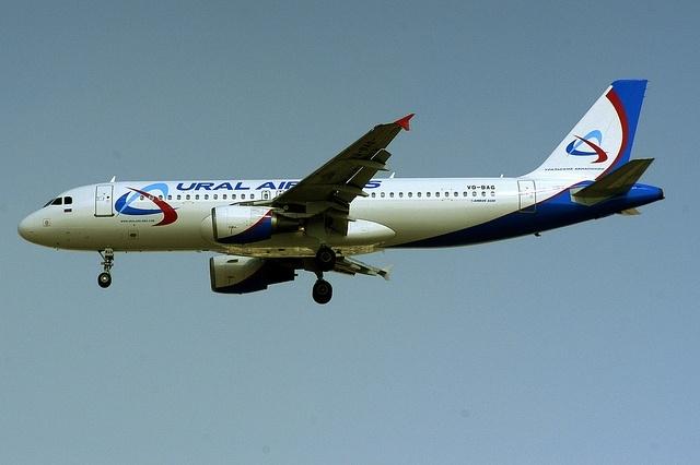 Уральские авиалинии, Airbus 321 Аэробус: Фото