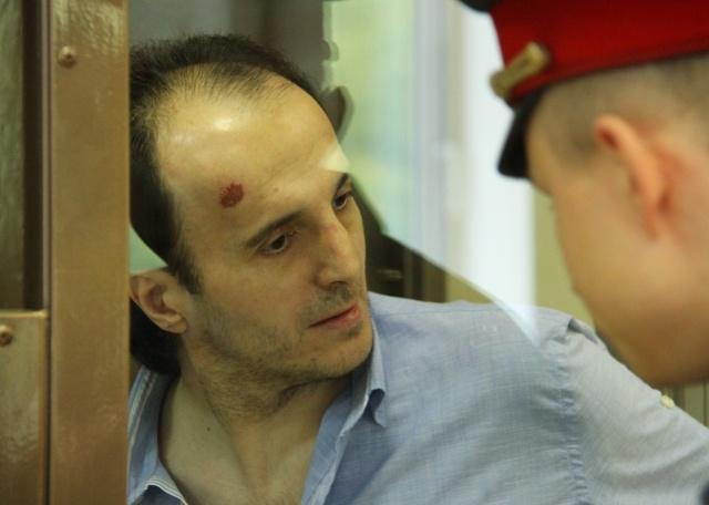 Юсуп Темерханов - обвиняемый в убийстве Юрия Буданова: Фото