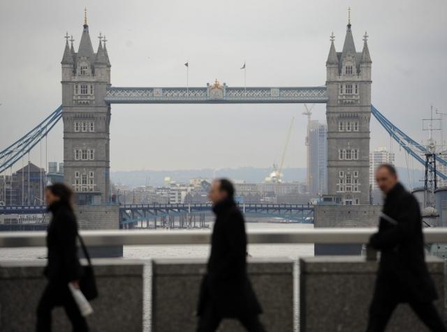 Вертолет упал Лондон, 16 января 2013: Фото