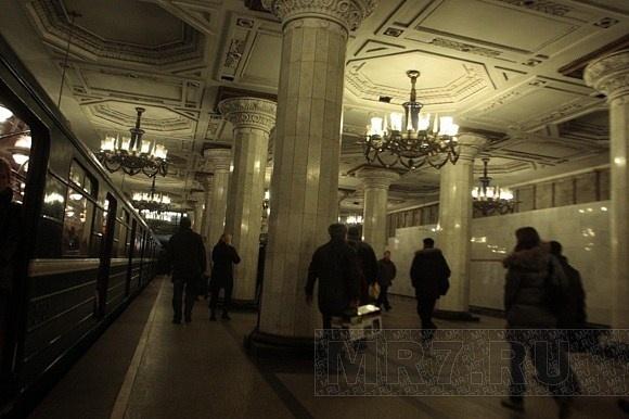 Станция метро Автово: Фото