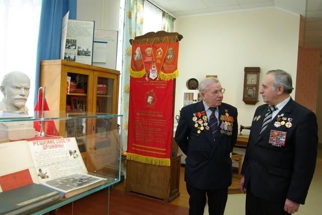 Музей Ольги Берггольц открылся в Петербурге: Фото