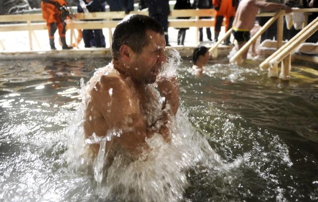 Крещение 2013: Фото