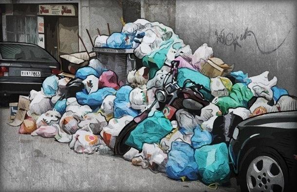 Петербург отказывается от раздельного сбора мусора