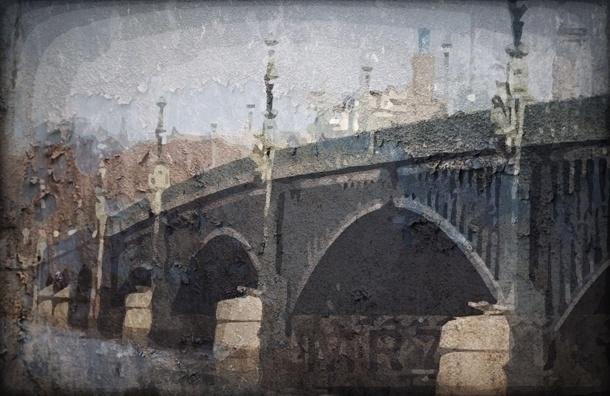 Полицейский спас женщину, упавшую с Троицкого моста