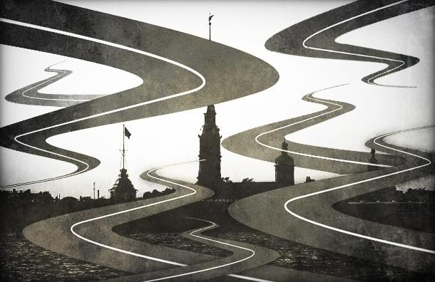 В Петербурге построят 37 плохих дорог