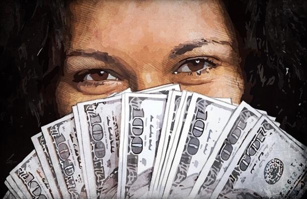 Официально петербуржцы за год стали богаче, но как-то этого не заметили