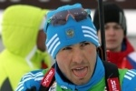 Биатлон, мужчины, спринт, 18 января: Антон Шипулин выиграл гонку!