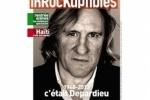 Французский журнал похоронил Жерара Депардье