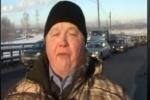 Водитель ВАЗ попал в два ДТП на КАД и стал заикой