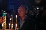 Путин из Сочи поздравил православных с Рождеством