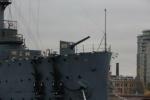 Крейсер «Аврора» могут модернизировать и отправить в море
