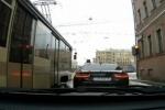 Автомобиль главы СК Бастрыкина проехал под знак «движение запрещено»