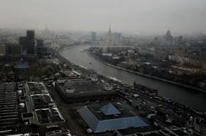 Небоскреб «ОКО» в деловом центре столицы больше не горит