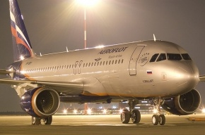 Аэробус совершил вынужденную посадку в «Пулково»