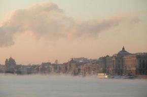 Пик холодов в Петербурге придется на середину января