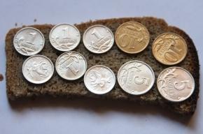 Банк России перестал чеканить монеты номиналами 1 и 5 копеек