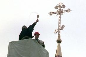 Милонов просит построить на Пороховых храм вместо дома – «для общего спокойствия»
