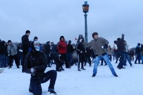 Задержанным участникам «Снежной битвы» грозит комиссия по делам несовершеннолетних