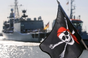 Минюст не зарегистрировал «Пиратскую партию» из-за морского разбоя