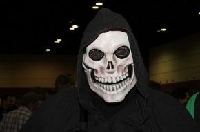 Смерть с косой выйдет на пикет у Заксобрания Петербурга