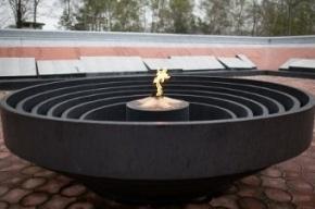 В Приморье школьницы кидали снежки в Вечный огонь, пока он не погас