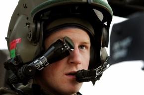 Принц Гарри признался, что лично убивал талибов в Афганистане