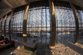 В долгострое на Крестовском острове виноват «Газпром»