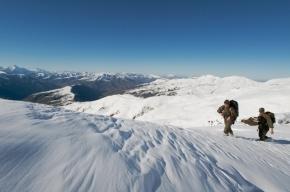 На Кавказе спасли петербургских альпинистов, отморозивших руки