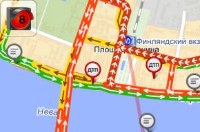В Петербург вернулись многокилометровые пробки