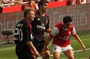 В «Зенит» может перейти защитник «Милана»