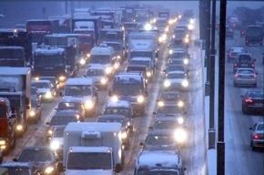 Транспортные потоки в столице будут регулироваться по-умному