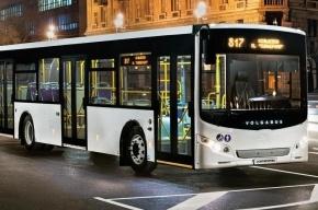 Петербург потратит 2,5 млрд на новые автобусы