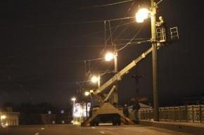 Литейный мост закроют для движения сегодня ночью