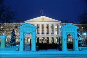 Смольный готов заплатить 18 млн, чтобы на Полтавченко не упала сосулька
