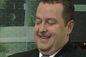 Премьер-министра Сербии проинтервьюировала ведущая без трусов