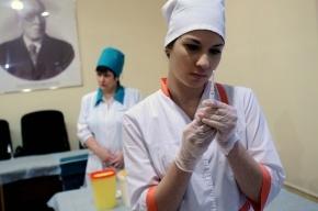 В Москве и Петербурге эпидемия гриппа