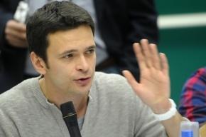 Илья Яшин стал совладельцем оппозиционного бара «Свобода» в Петербурге