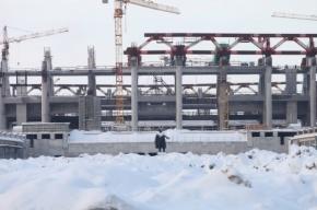 На строительстве стадиона «Зенита» можно сэкономить 10 млрд, посчитали в Москве